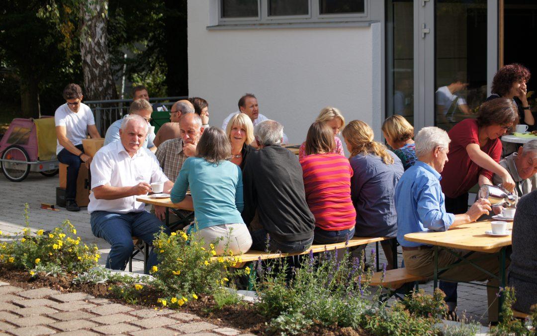 Begegnungscafe  – ein Treffpunkt für jung, alt, Wurmlinger und Gäste