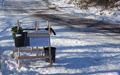 Das Müllpendel macht Schule … jetzt in SWR4 !